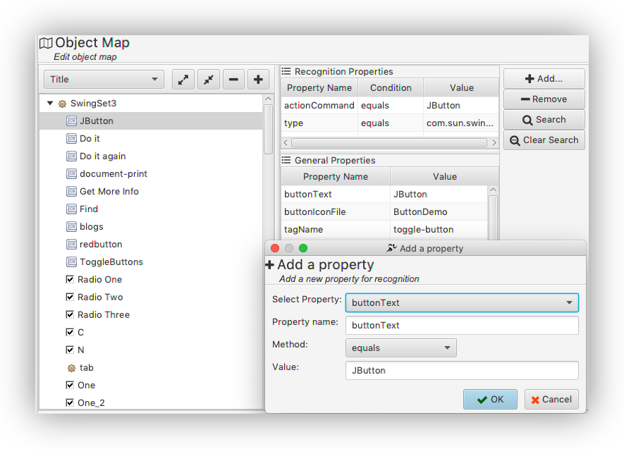 Object Map Editor